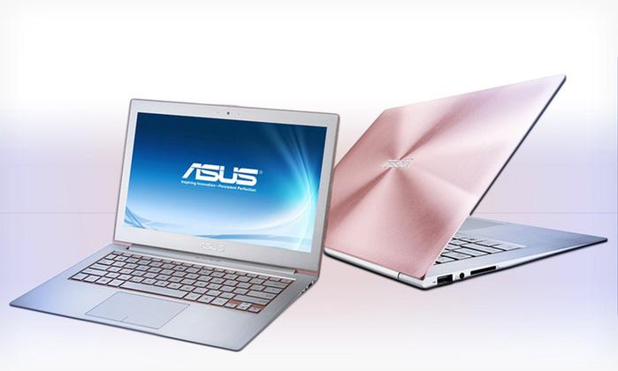 Asus ra mắt laptop màu vàng hồng tại Việt Nam