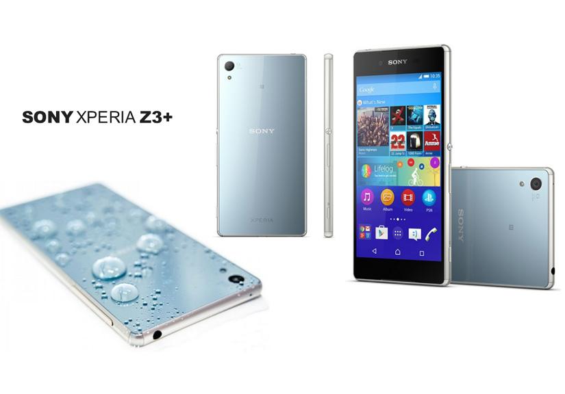 Sony Xperia Z3+ lên kệ tại Mỹ