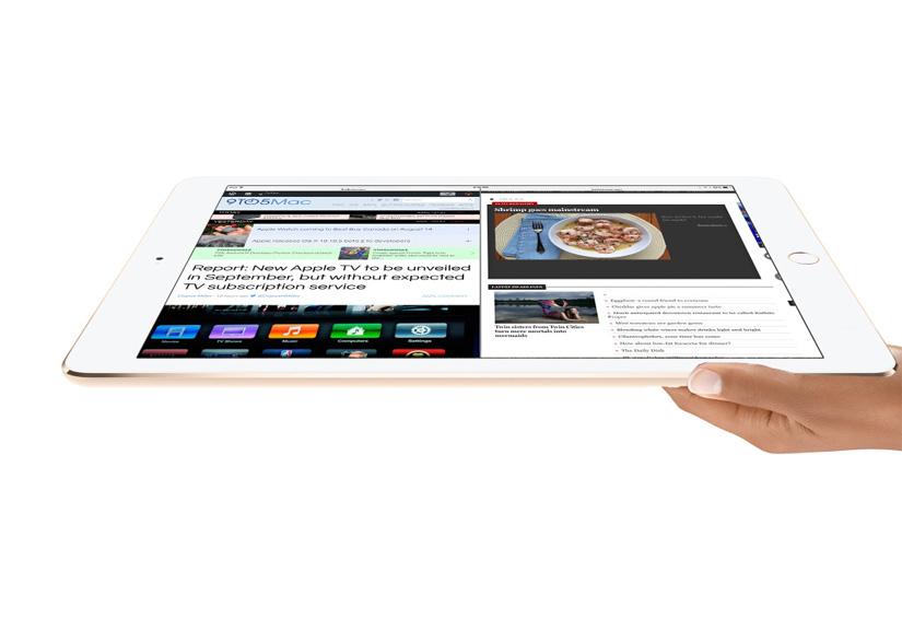 Apple bắt đầu mở bán iPad Pro 12,9 inch