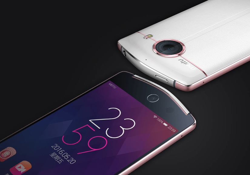 Điện thoại 'siêu chụp tự sướng' có camera trước lên đến 21MP