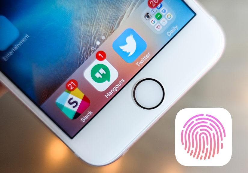 iOS 9.1 tiếp tục lỗi chức năng Touch ID không hoạt động