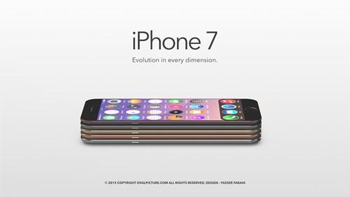 iPhone mới có thể sẽ mỏng nhẹ hơn.