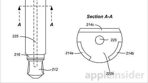 Hình ảnh rò rỉ được cho là thiết kế của khe cắm tai nghe mới trên iPhone mới.