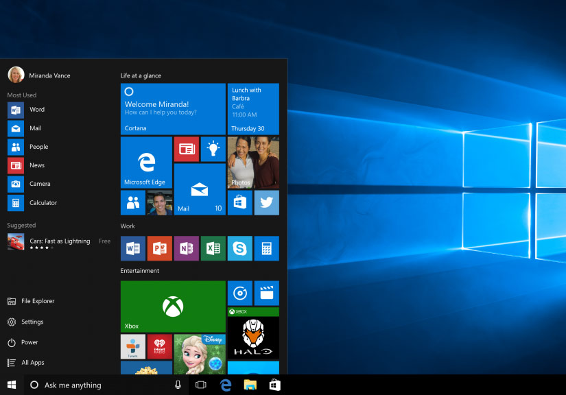 Khôi phục cài đặt Windows 10 về mặc định ban đầu