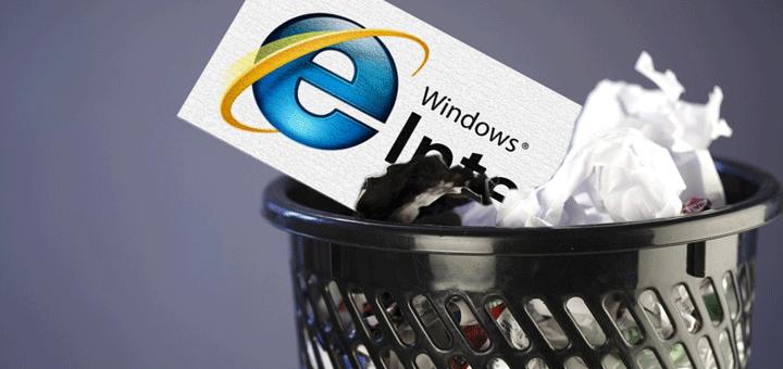 Internet Explorer sẽ sớm phải chia tay trình duyệt di động nổi tiếng một thời này bởi Microsoft đã xác nhận sẽ chấm dứt hỗ trợ cho tất cả các phiên bản IE mới nhất vào đầu năm sau.