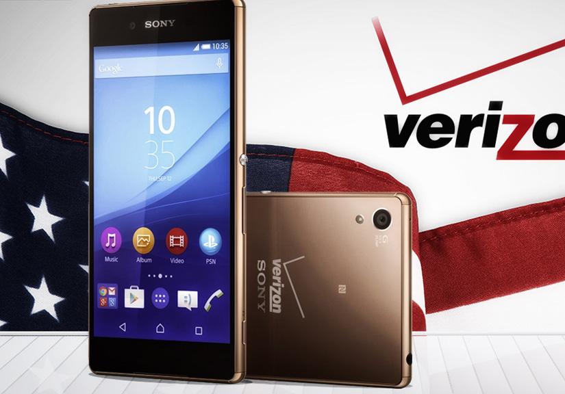 Smartphone Sony Xperia Z4v xách tay, trong tầm giá 6 triệu đồng