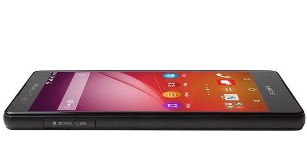 Sony Xperia Z4v màn hình 2K, RAM 3 GB, giá gần 6 triệu đồng