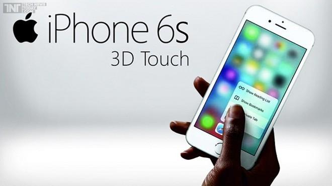 3D Touch là một trong những tiến bộ smartphone thú vị nhất mà chúng ta được thấy gần đây