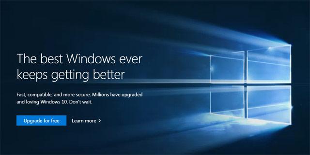 Tội gì không nâng cấp một phiên bản hệ điều hành mới hơn?