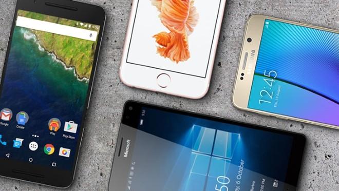 Smartphone dần già cỗi, nhưng các thiết bị cao cấp vẫn rất ấn tượng.