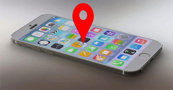 Tắt vị trí trên iPhone