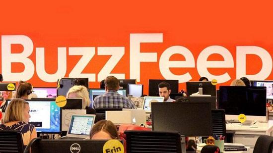 Một thay đổi nhỏ trong thuật toán của Facebook có thể gây phá sản những công ty truyền thông lớn. Ảnh: BuzzFeed.