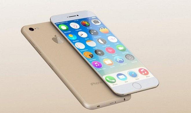 Một trong những hình ảnh được cho là của iPhone 7 xuất hiện trong thời gian gần đây.