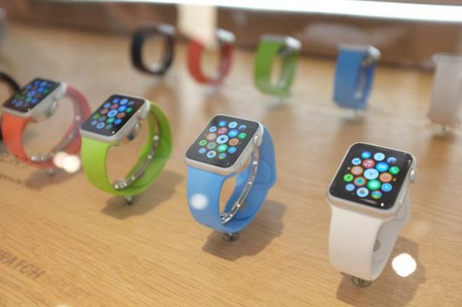 Apple Watch sẽ có phiên bản mới trong năm nay.