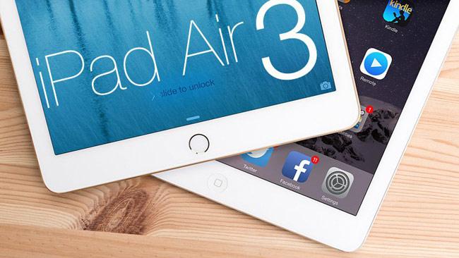 iPad Air sẽ được cải tiến mạnh mẽ trong phiên bản mới