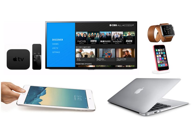 Nhiều dòng sản phẩm chủ lực của Apple sẽ được nâng cấp trong năm 2016. Ảnh: 9to5mac.