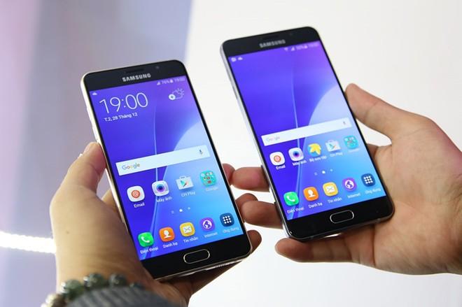 Galaxy A5, A7 2016 mở màn cho làn sóng smartphone tầm trung chất lượng cao năm nay.