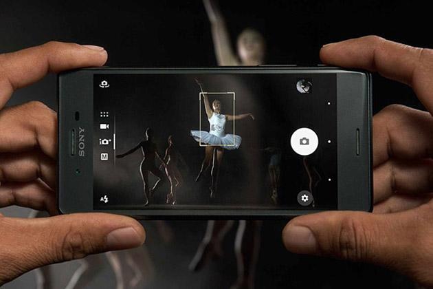 Xperia X Performance với nhiều tính năng ấn tượng và khác biệt. Ảnh: Sony Mobile