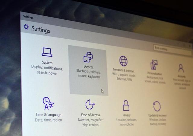 Vừa cài Windows 10? Hãy kiểm tra ngay những thiết lập mặc định này
