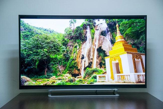 So với TV Full HD truyền thống, TV Ultra HD 4K mang đến độ phân giải gấp 4 lần