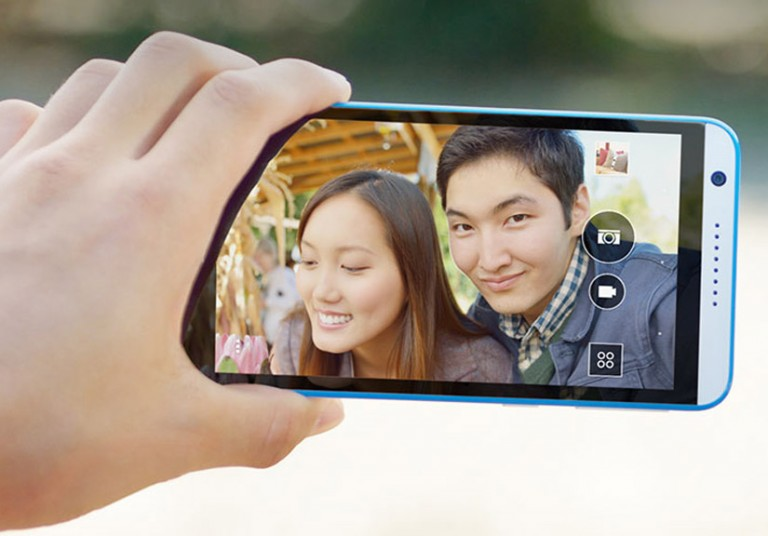 HTC mang Desire 820G+ về VN, giá 4 triệu đồng