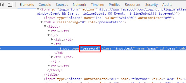 Cách hiển thị mật khẩu đã lưu dạng dấu sao *** thành ký tự nhìn thấy