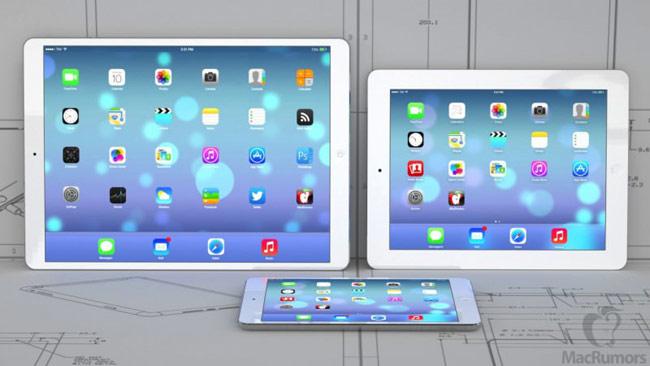 Trong quý gần nhất, doanh số iPad giảm 25% so với cùng kỳ năm trước. Ảnh: MacRumors.