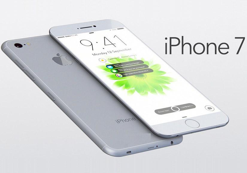 iPhone 7 sẽ mỏng hơn iPhone 6, camera không còn lồi