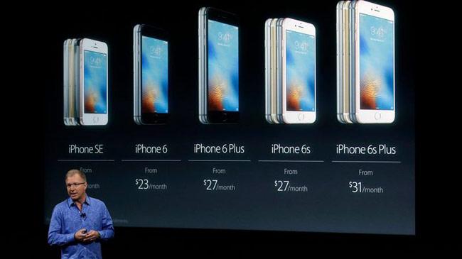 Tưởng như cũ kỹ, SE lại mang một chiến lược hoàn toàn mới của Apple.