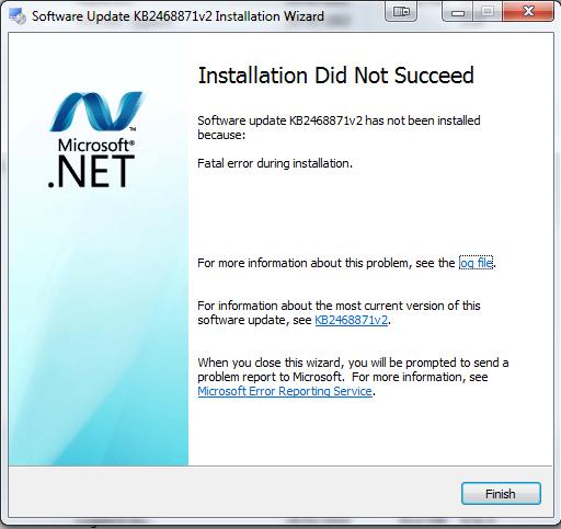 Как сделать net framework