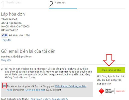 Microsoft miễn phí 1 năm Office 365 Personal + 1TB