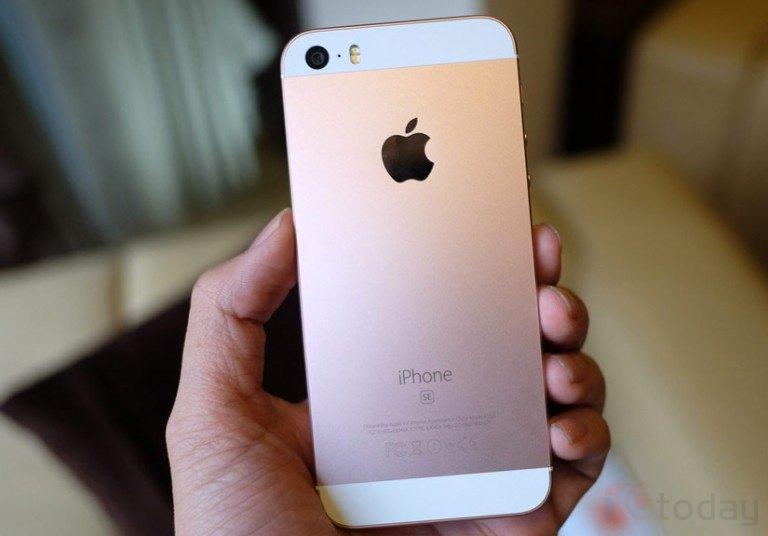iPhone SE là mẫu smartphone có chi phí sản xuất thấp nhất từ trước đến nay của Apple.