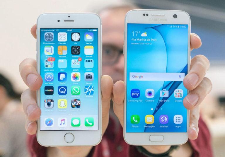 iPhone 6 chơi game tốt hơn Galaxy S7, HTC 10
