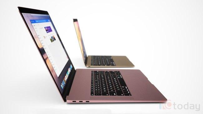 Với độ mỏng chỉ 13 mm, MacBook Pro mới (nếu tin đồn chính xác) sẽ mỏng hơn cả MacBook Air (17 mm - chỗ dày nhất).