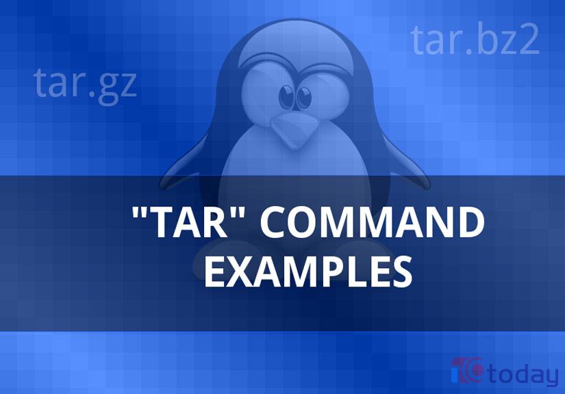 Nén và giải nén bằng command line trong Linux