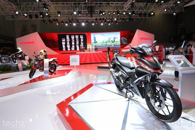 Honda cho ra mắt mẫu Winner 150 cạnh tranh trực tiếp với Exciter 150.