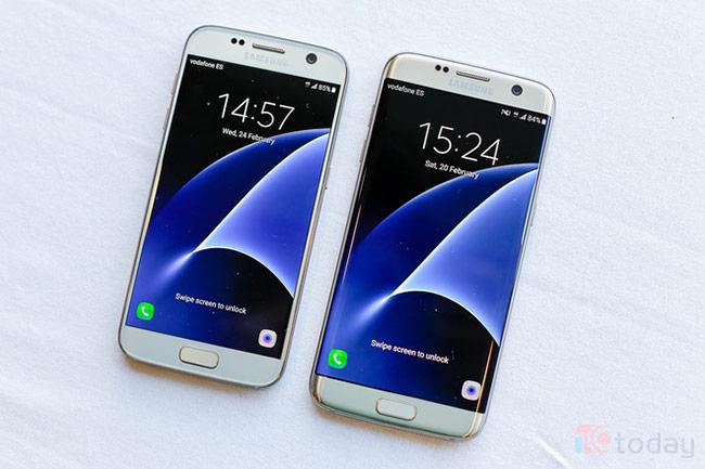 Samsung Galaxy S7 - S7 edge chống nước