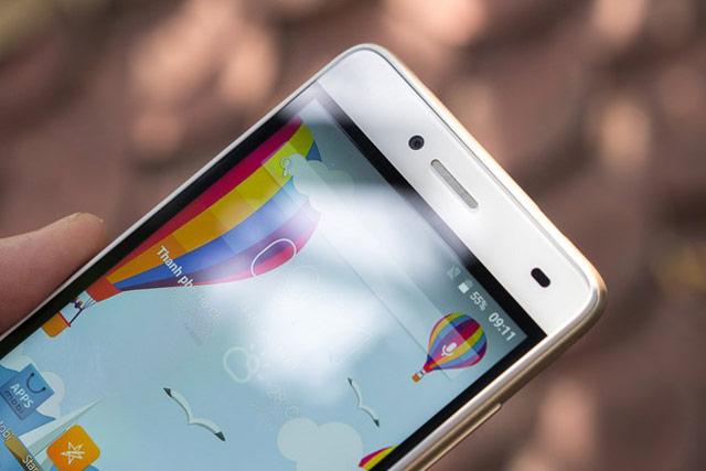 Ít ai có thể nghĩ rằng, LAI Yuna S bán ra thị trường với mức giá 2 triệu đồng nhưng trang bị camera trước lên đến 8 MP, điều này vốn thường chỉ thấy trên camera sau.