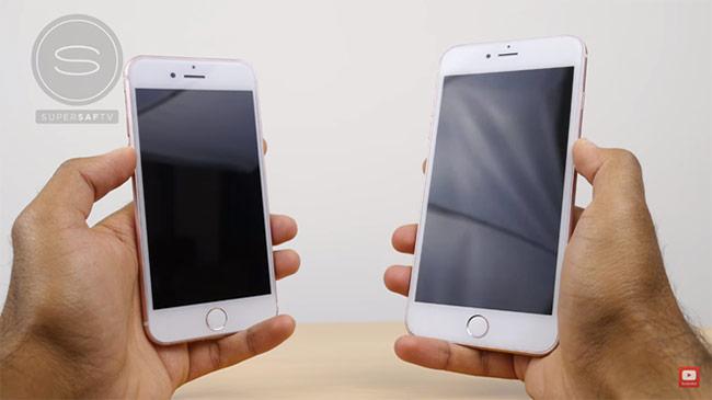 Như tin đồn, hai mẫu iPhone 7 mới sở hữu kích thước của iPhone 6S và iPhone 6S Plus gồm màn hình 4,7 inch và 5,5 inch. Tuy nhiên, cả hai đều có những cải tiến so với các model cũ.