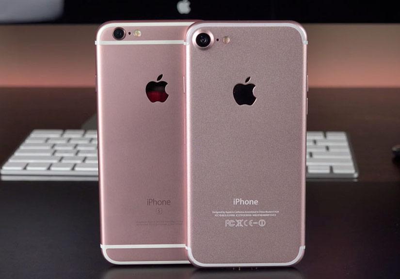 iPhone 7 ra mắt: Chống nước, camera kép, giá từ 649 USD