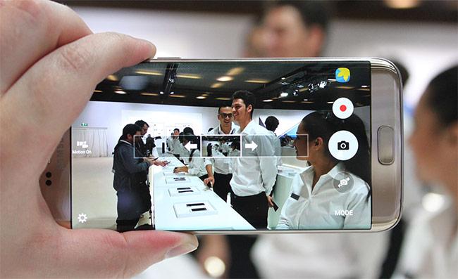 Samsung Galaxy S7: Camera có độ phân giải 12 MP