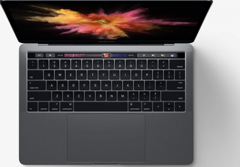 MacBook Pro có thiết kế mỏng và mạnh hơn