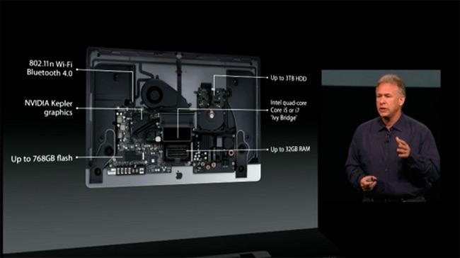 Apple dần trở thành thế lực thực thụ trong mảng chế tạo chip xử lý. Ảnh: Tested.