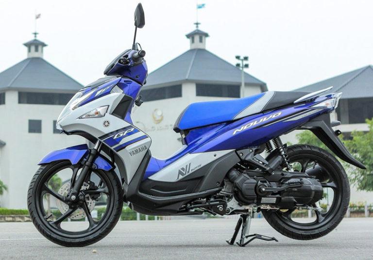 Yamaha Việt Nam khai tử Nouvo sau 14 năm