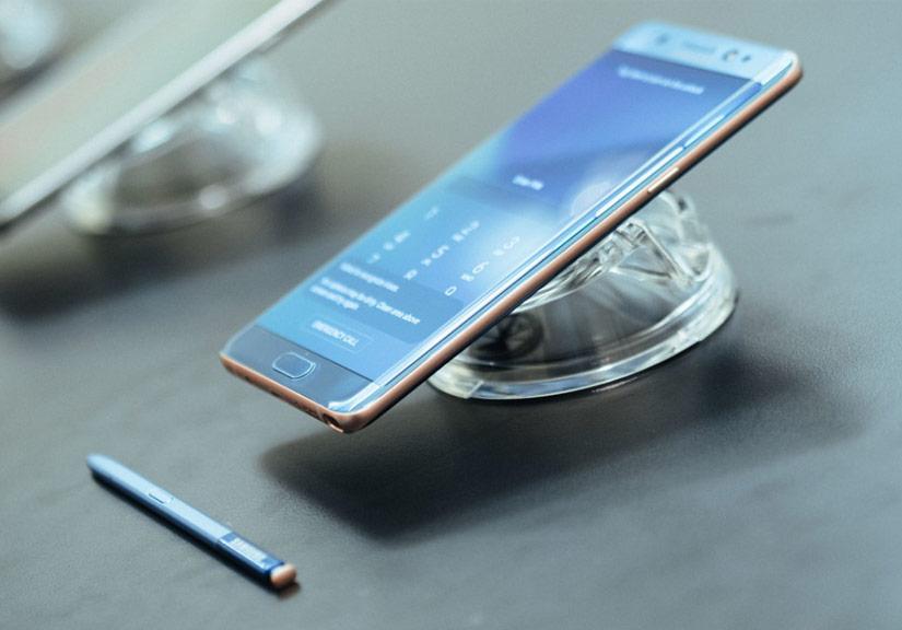 Galaxy Note 7 có thể một lần nữa xuất hiện trên các kệ hàng ở Việt Nam. Ảnh: Sammobile.