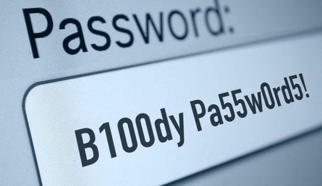 Hãy cố gắng thiết lập một mật khẩu mạnh để hạn chế những tình huống xấu có thể xảy ra.