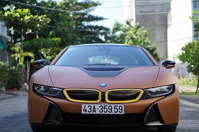 """Chiếc xe mang biển số Đà Nẵng nhưng hiện đang được """"trú ngụ"""" tại Vũng Tàu"""