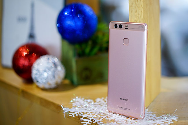 Điện thoại siêu camera Huawei P9 có thêm phiên bản mới