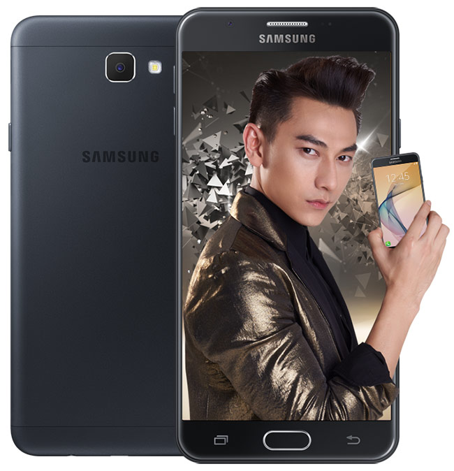 Galaxy J7 Prime camera chính độ phân giải lên tới 13 megapixel