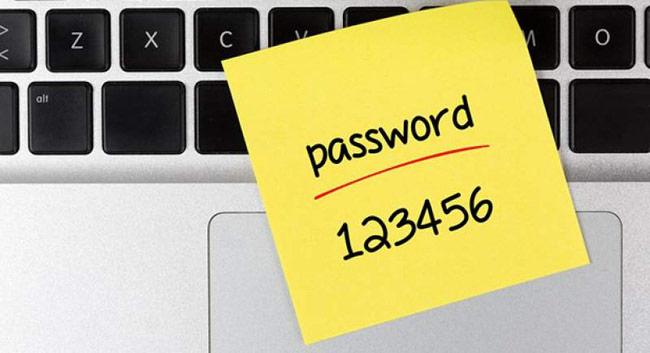 """""""123456"""" luôn là mật khẩu dễ đoán nhất nhưng lại được rất nhiều người sử dụng."""
